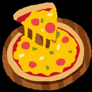 ピザを内側に折ったり巻いたりして食べるやつwwwwww