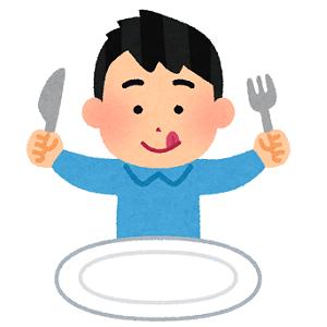 ワイ君、生ベーコンで白米を食べてしまうwww