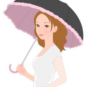 日傘の効果は2~3年