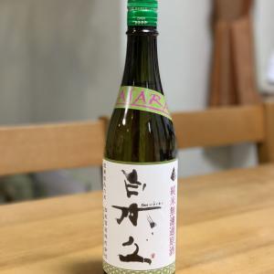 【京都】白杉酒造 「白木久 純米吟醸 無濾過原酒 婆娑羅-BASARA-」