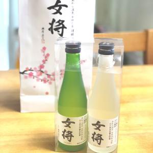 【福井】久保田酒造合資会社 「あわら温泉 女将の会謹醸 純米吟醸生貯蔵酒 女将」