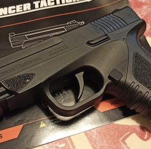 【LTX-3 Defender】分解作業 【Lancer Tactical】