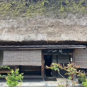 白川郷の合掌造りのお宿『一茶』に宿泊