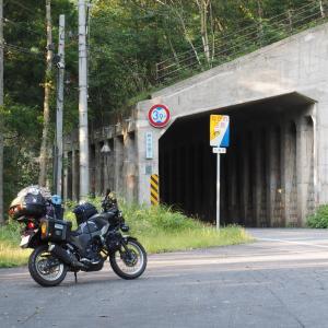越後遠征[5]東赤谷連続洞門