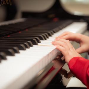 ピアノ(ヴァイオリン他)のレッスン/録画・録音をすること