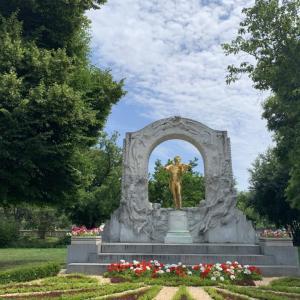 オーストリア情報 コロナ後のウィーン市立公園 6月14日(日)
