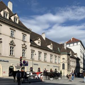 ウィーンからコロナ情報(ザルツブルククラスター)とブルクガルテン 6月23日(火)