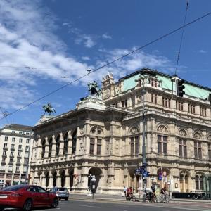 オーストリア・コロナ状況 ウィーン私立音楽大学クラスター ウィーンのコロナ信号はオレンジ