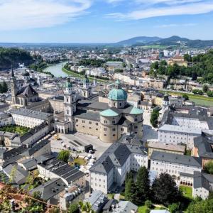 ザルツブルク音楽祭 秋らしいウィーンとオーストリア・コロナ状況