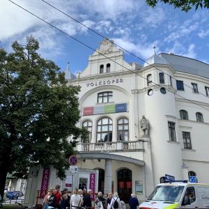 ウィーン・フォルクスオーパーのプレミエとオーストリア・コロナ状況
