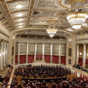 ウィーン・コンチェルトハウスでピアノコンチェルト、オーストリア・コロナ状況