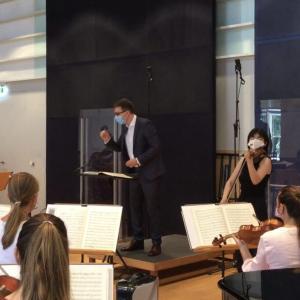 ウィーン私立音楽大学のコロナクラスター46人に。オーストリア・コロナ状況