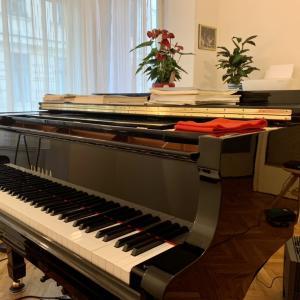 オーストリア・佳奈ピアノ塾から ピアノと電子ピアノ どっちにします?