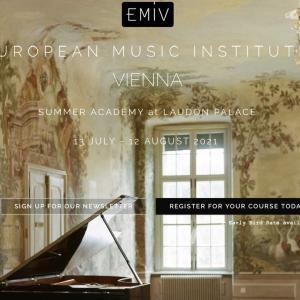 オーストリア 音楽夏期講習のご紹介 ヨーロピアン・ミュージック・ヴィエンナEMIV