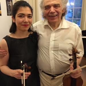 ザハール・ブロン先生とのザルツブルクでの思い出 プロコフィエフのヴァイオリン・デュオ