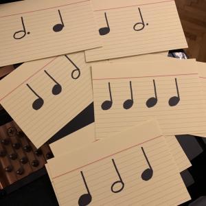 ピアノのレッスンがマンネリ化してちょっと退屈だな、と生徒も自分も思ったら、作曲してみよう