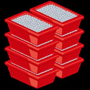 【疑問】パチンコとスロットのドル箱1箱に入る枚数ってどのくらい?