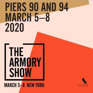 世界中からギャラリーが出展するアート見本市、Armory Showに行ってきました