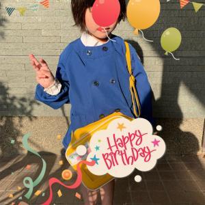 5/8はみぃちゃんの誕生日でした。