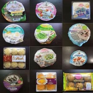 タイのコンビニスイーツ62種類実食レポートと成分表示の日本語訳