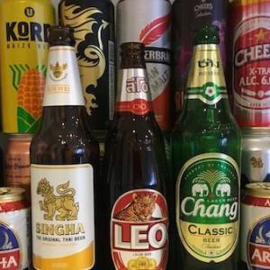 タイのビール20種類飲み比べ!試飲レビュー&商品情報のまとめ