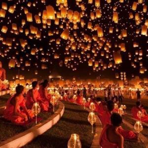 2021年チェンマイコムローイ祭 各会場の場所と自力アクセス