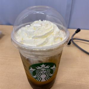 スタバ コールドブリューコーヒー+ホイップ 4.5g