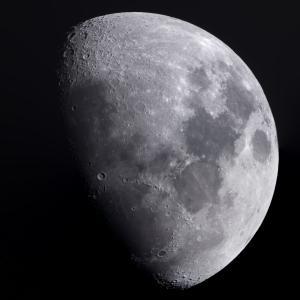 SKYMAX127による月面撮影  2019年12月~2020年1月の月