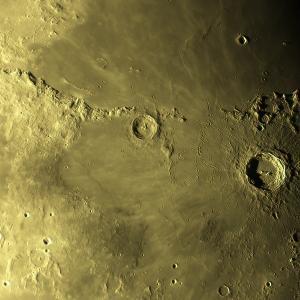 格安CMOSカメラ作製顛末記  月面撮影による性能評価