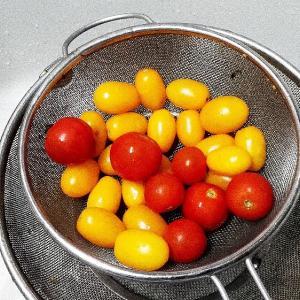 暑さを乗り切るトマトジュース