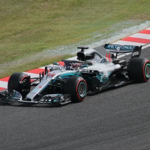 F1 2018 日本グランプリの思い出