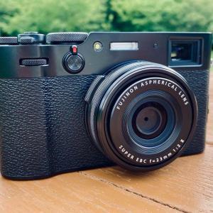 フィルムカメラへの憧れを叶えるX100V
