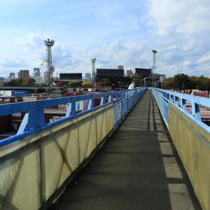 宮城野跨線人道橋