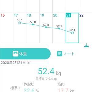 【ダイエット5日目】体重は少しずつ減っている!だけど体脂肪はやっぱり運動が必要?