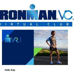 IRONMAN VIRTUAL CLUB登録+ガーデニングで負傷(涙)+今日現在IRONMAN:37レースが延期に!