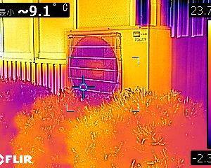 エアコンは、室外機が命