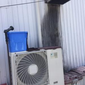 省エネルギー診断による工場の空調設備改善