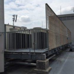 空調設備では室外機置き場が重要