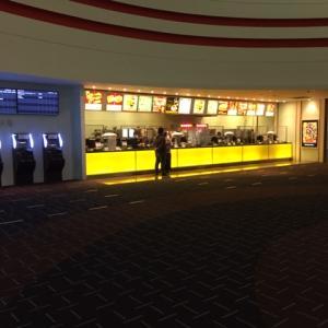 映画館の換気状況 換気モニターで計測