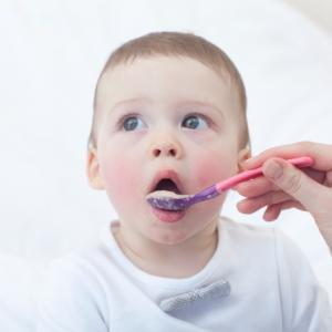 離乳食を食べない悩み。