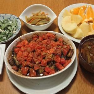 「きょうの料理」春菊の中華風白あえ 毎日ご飯