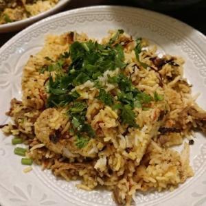 世界3大炊き込みご飯のビリヤニを作った 毎日ご飯 ビリヤニレシピ
