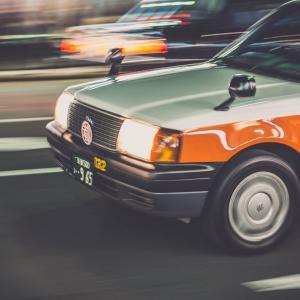 タクシー運転手から言われた嫌味