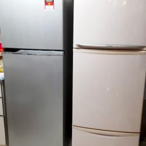 冷蔵庫が壊れました(T_T)