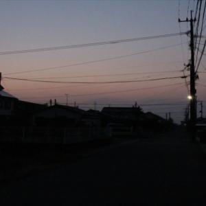 【51日目】目覚め行く町を撮影(練習)