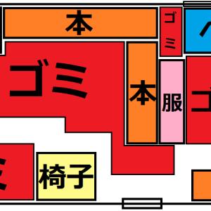 【53日目】掃除とビフォーアフター