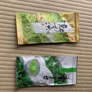 【86日目】お茶出来ました!、亀の手狩り、マスク作成、メルカリ販売