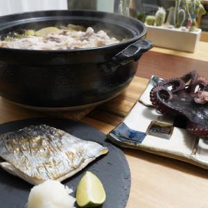 日間賀島のボイルタコをおうちで再現!お鍋で楽ちん晩ごはん