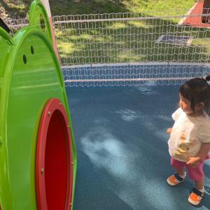 元気っ子の公園遊び♪