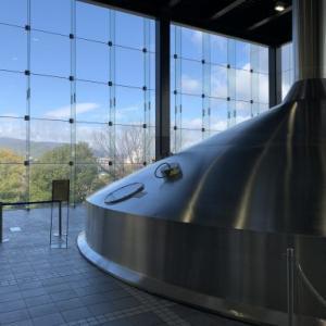 【工場見学】天然水のビール工場 京都ブルワリー